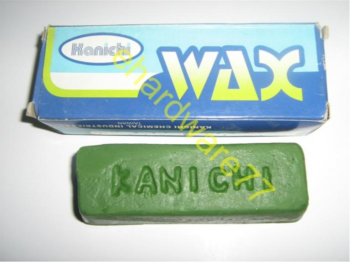 Green Polishing Compound Wax Brick