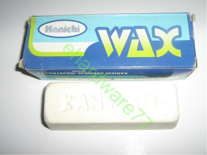 White Polishing Compound Wax Brick
