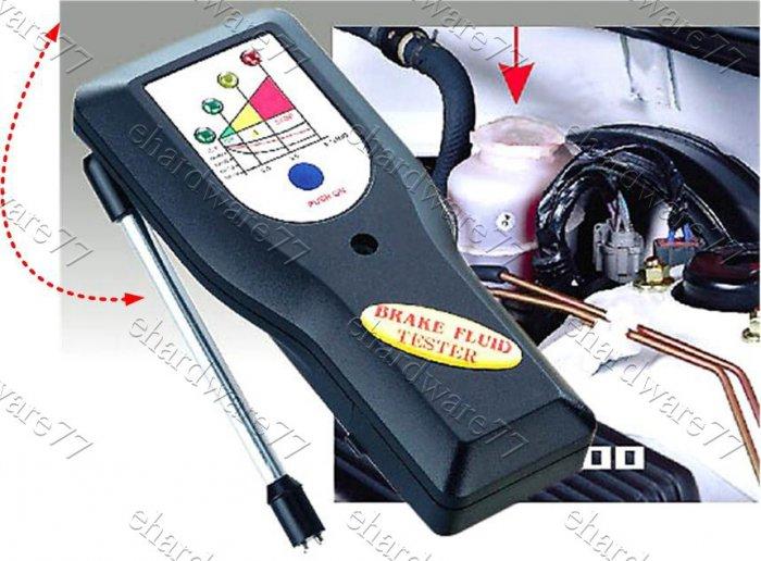Comparative Electrolyte-Type Brake Fluid Tester (CJ200)