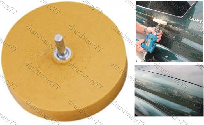 Remove Pinstripe Adhesive Tape Eraser Wheel (3732)