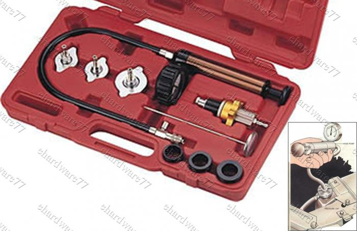 Universal Automotive Radiator Pressure Test Kit (1414)