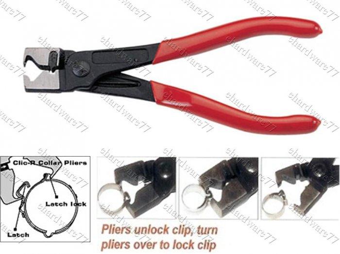 Clic-R Collar Hose Clamp Pliers (1212)