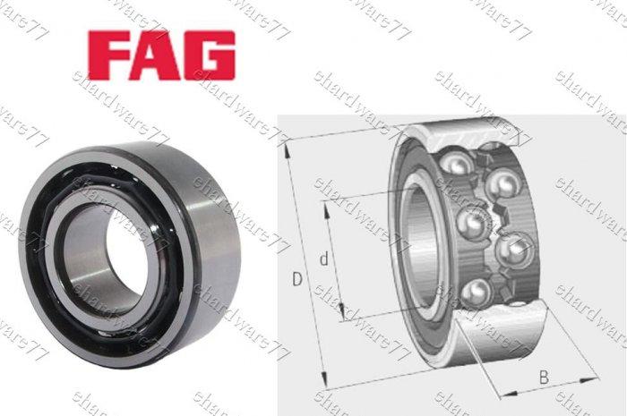 FAG Bearing 4201-BB-TVH