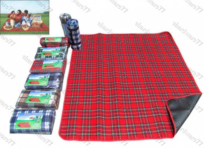 Camping Picnic Blanket 130cm x 150cm