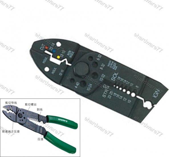 5in1 Multi-Tool Crimper & Stripper (WS2103)