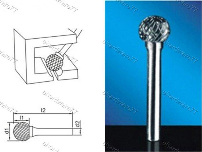 Tungsten Carbide Burr