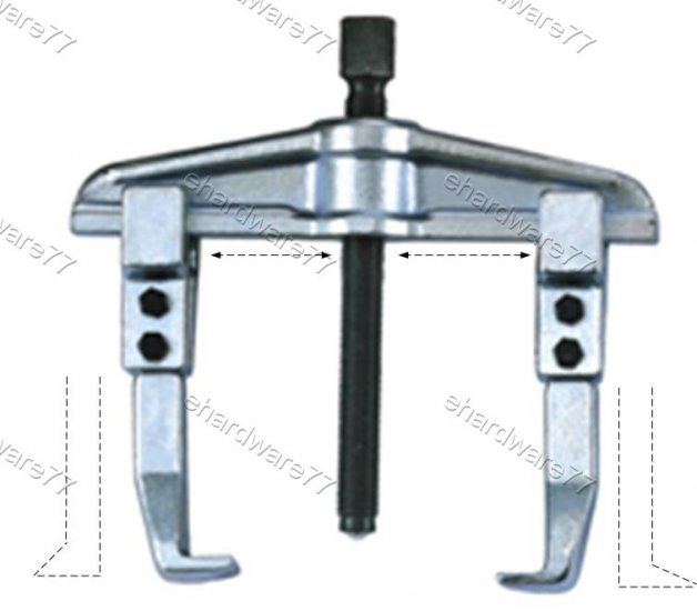 Jaw Puller Malaysia : Way adjustable jaw puller mm w a
