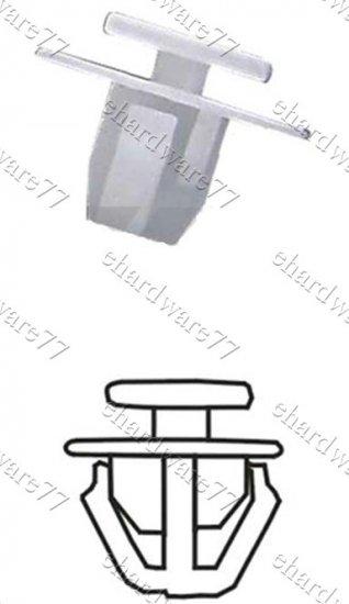 Door Panel Plastic Clips 100Pcs (RD42)