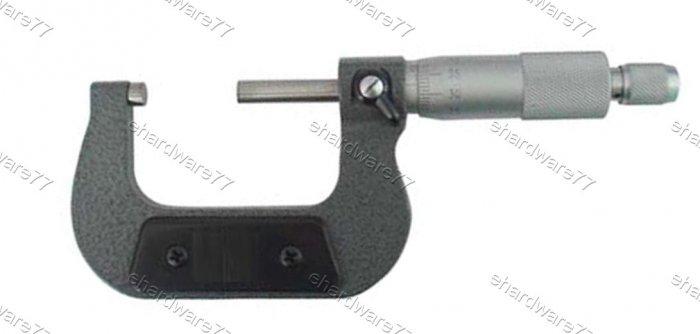 Outside Micrometer Caliper 25-50mm (64VC601)