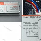 AC190V-245V Digital Subsection Switch 3 way 4 Section (TR7)