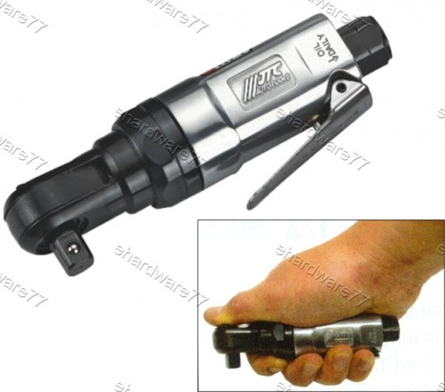 "3/8"" DR. MINI AIR RATCHET WRENCH (3405)"