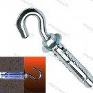Masonry Hook Bolt Sleeve Anchors Bolt M10 (FT190)