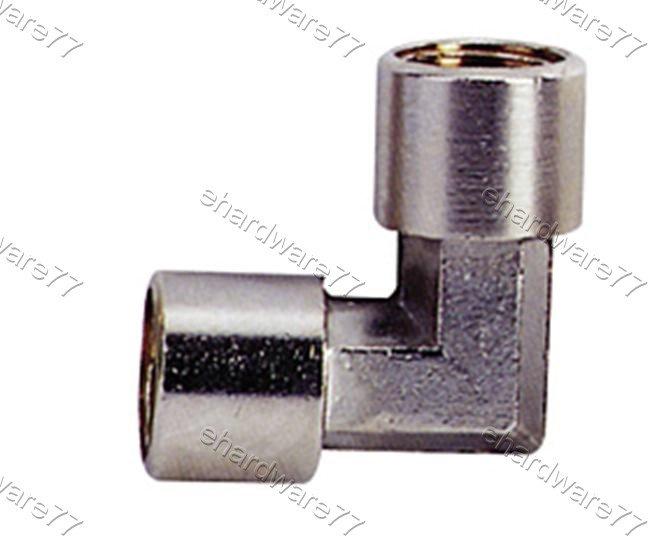 "Steel Equal Female Elbow 1/4"" (SDFL2)"