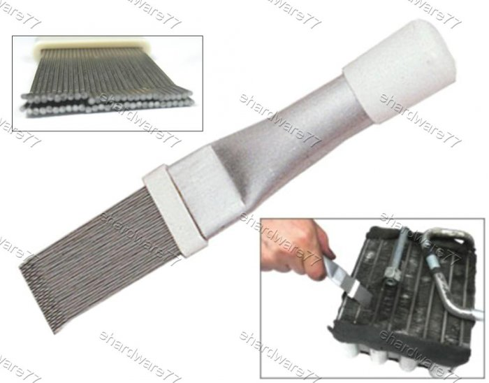 Cooling Radiator Coil Fin Comb Straightening Tool (1354)