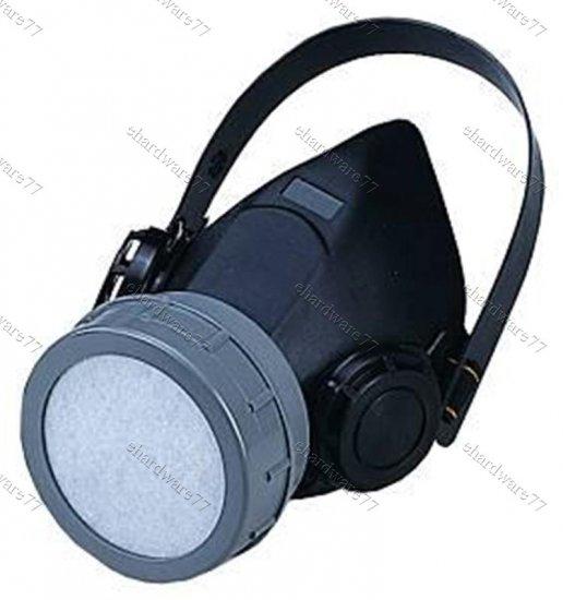 Single Cartridge Holder Respirator Silicone Mask (99UM211)