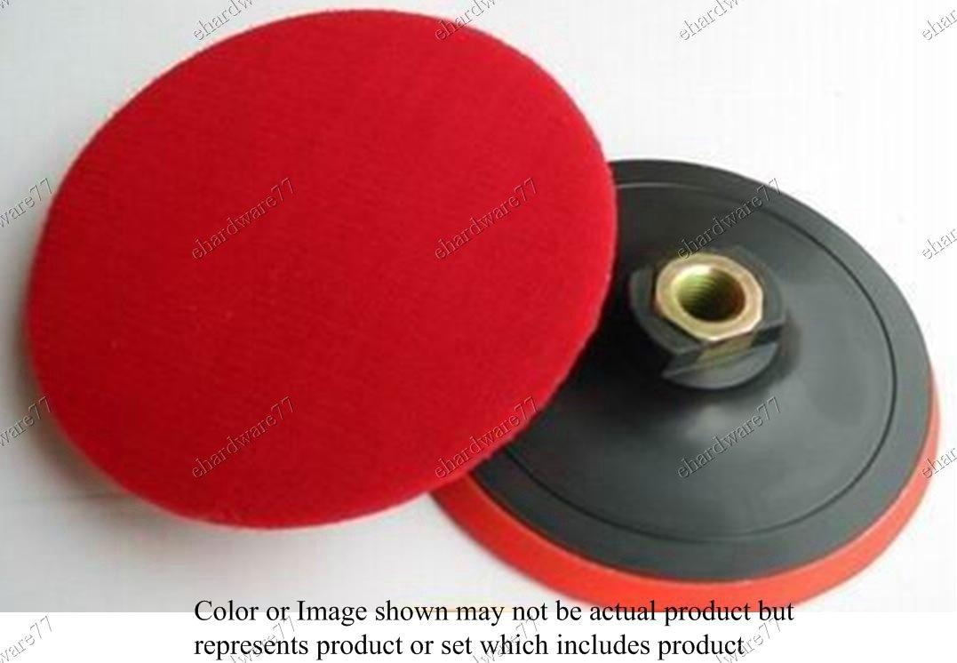 "5"" Polish Disc Holder Velcro Backing Pad (M14x2.0)"