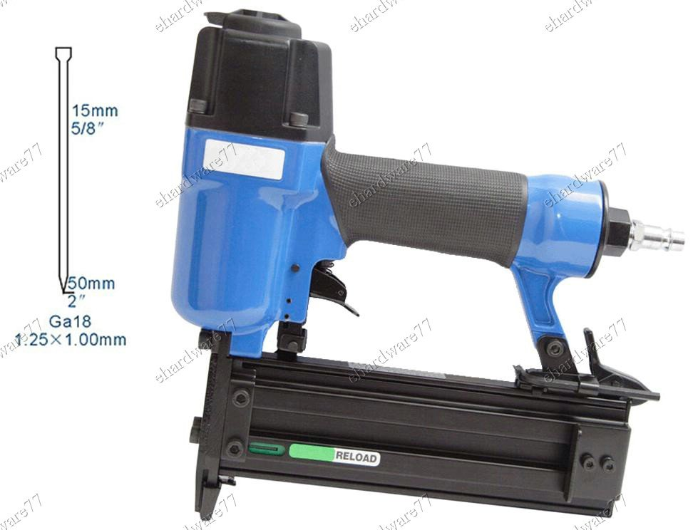 Safety Trigger 18 Gauge Brad Nail Air Nailer 50mm (KR4045)