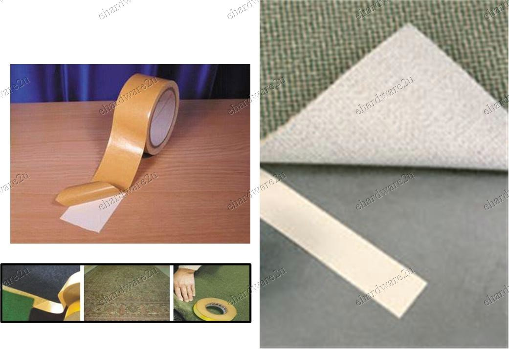 Strong Double Coated Carpet Tape 24mmX20M (2CDST24-20)