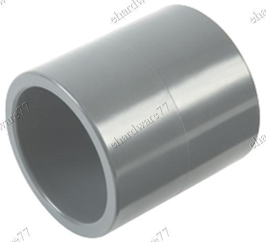 """PVC Plain Socket 150mm 6"""""""