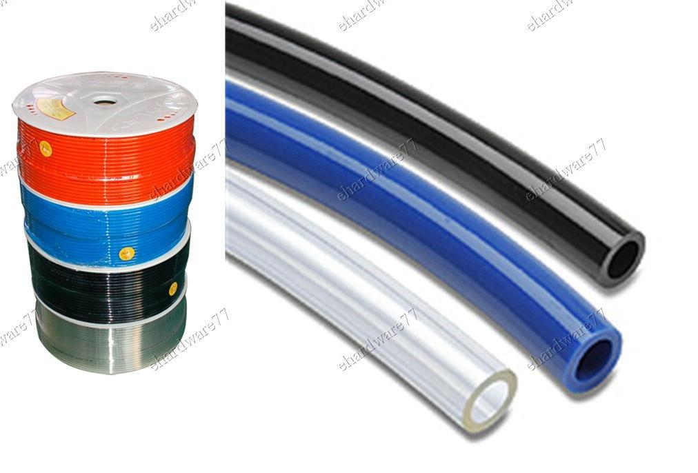 PU Tubing 6mm OD x 1 Meter Length (PU6)