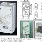 Weatherproof Isolators Switch 3Pole+E+N 63A 440V (RWHT63)
