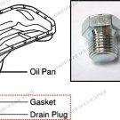OIL PAN DRAIN PLUG SCREW M17X1.5P (20061)