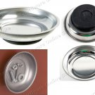Stainless Steel Magnetic Parts Round Tray 150mm (3725)