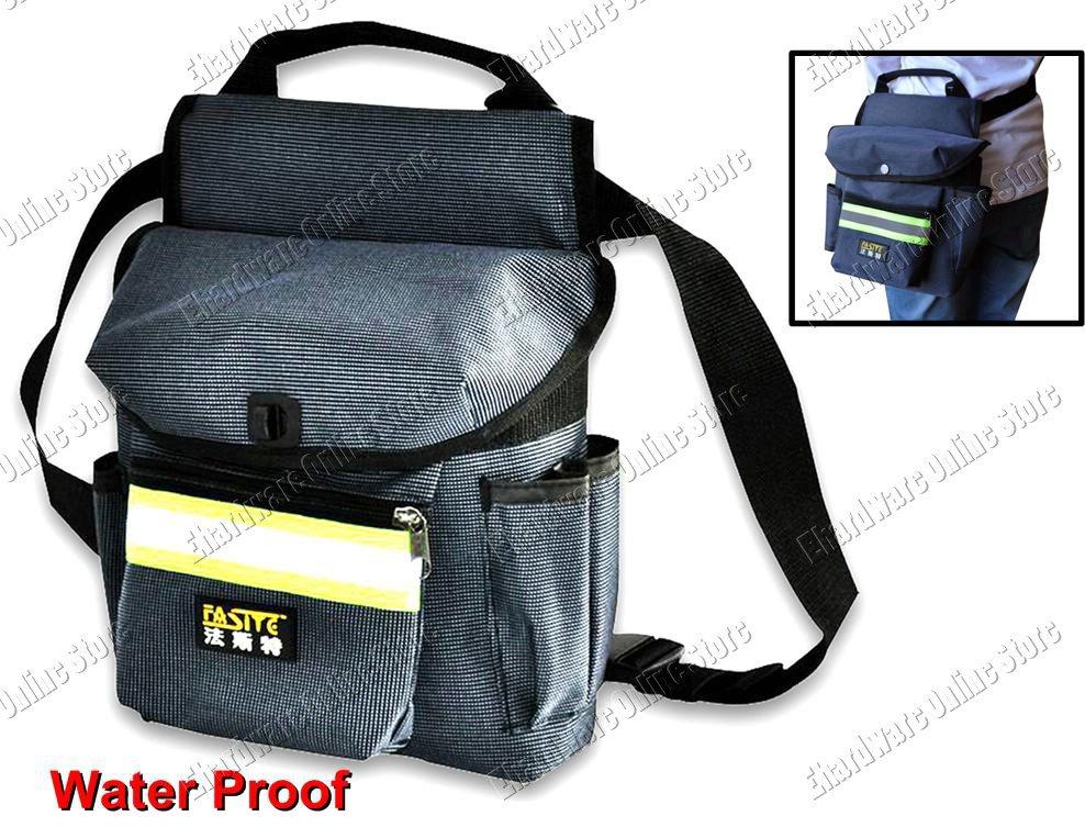Waterproof Waist Tool Bag With Reflective Strip (PT-N077)