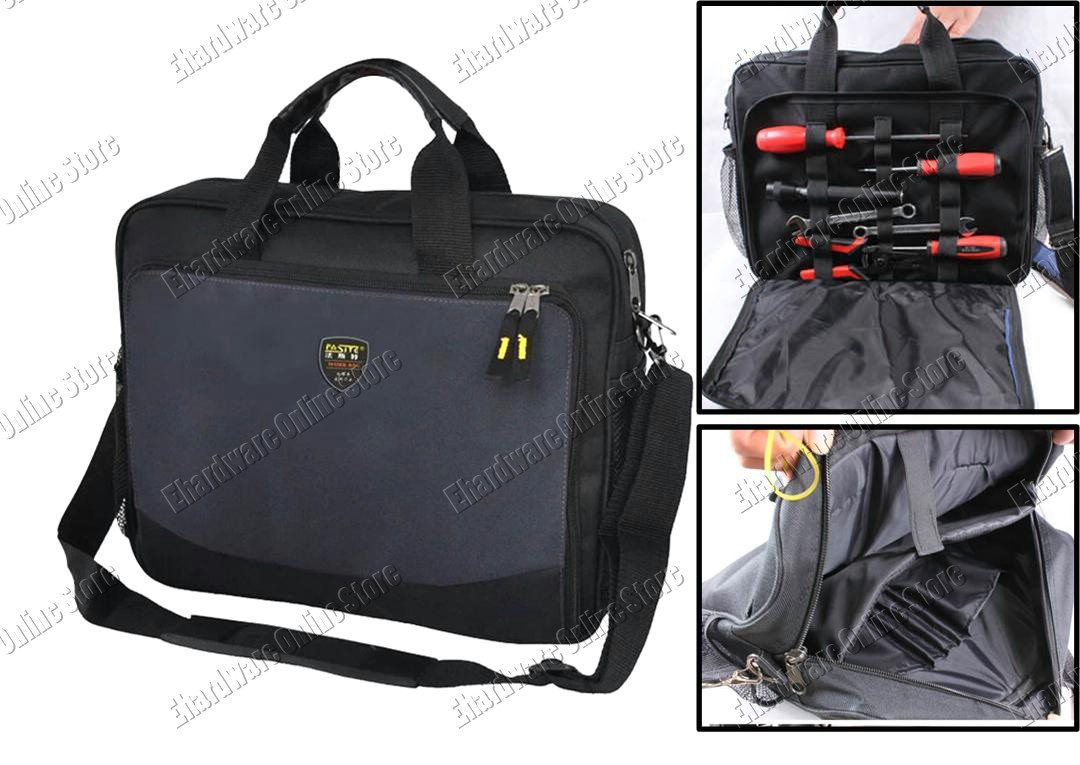 "Waterproof Laptop Computer Technician Tools Bag 14.5""X12"" (PT-N010)"