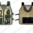 Multi-Pocket Technician Sleeveless Tool Jacket Vest (PT-N037)