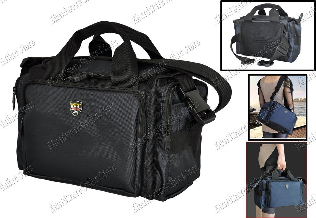 "MULTI-WAY WAIST SHOULDER SLR CAMERA OR TRAVEL VERSATILE  BAG 11"" X 8"" (X501)"