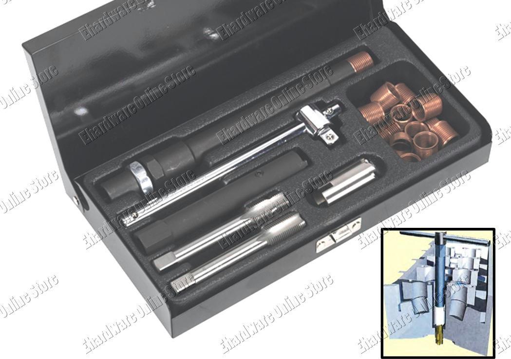 Deep Seated Spark Plug Thread Repair Kit M14x1.25 (TRK14SPS)