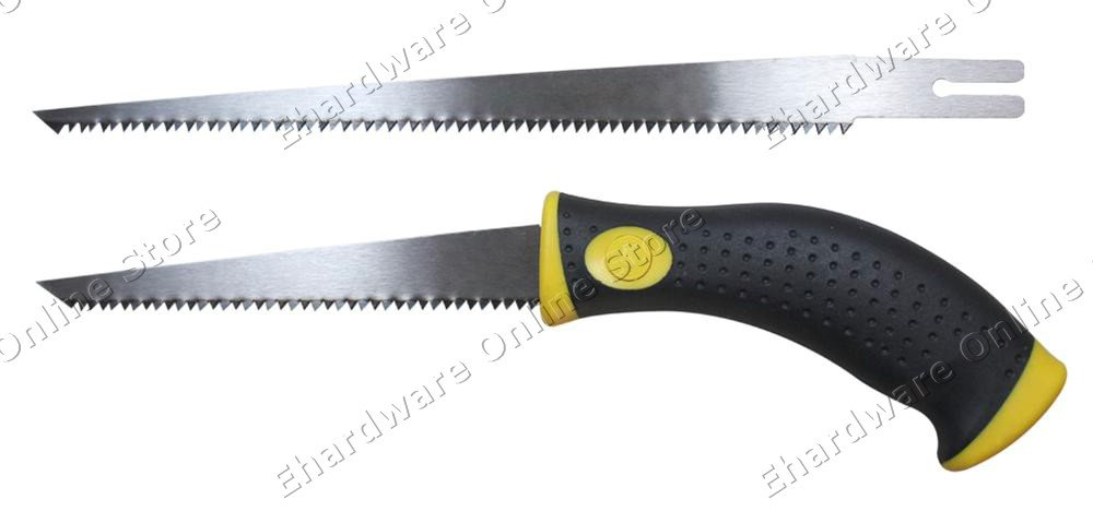 "Wallboard Saw With 2 Interchangeable Blades 6"" & 10"" (82MS152)"