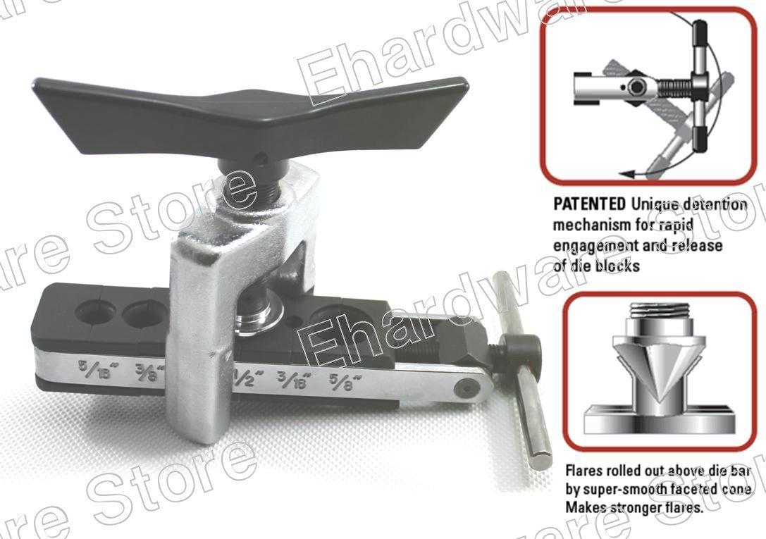 45-Degree Diamond Type Flaring & Burnishing Tool (PM500)