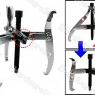 """DUAL FUNCTION 2 OR 3 JAW COMBINATION GEAR PULLER 6"""" (TD0707-6)"""