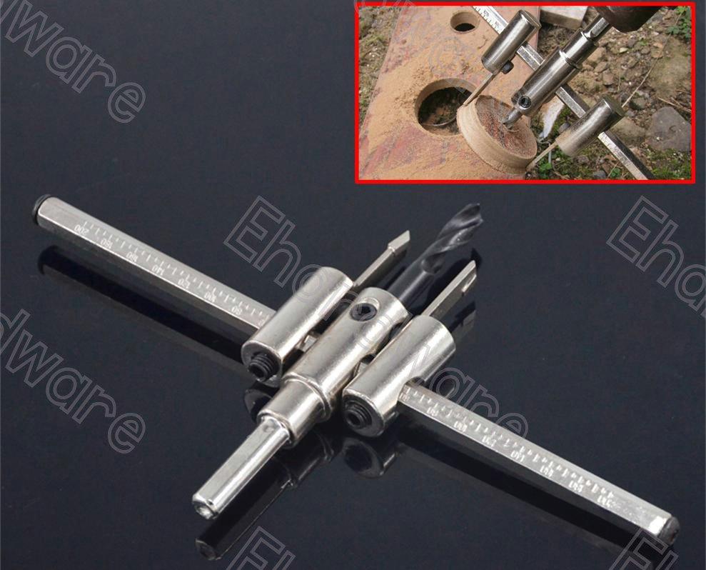 Adjustable Bore Hole Cutter 30-200mm (CIR200)
