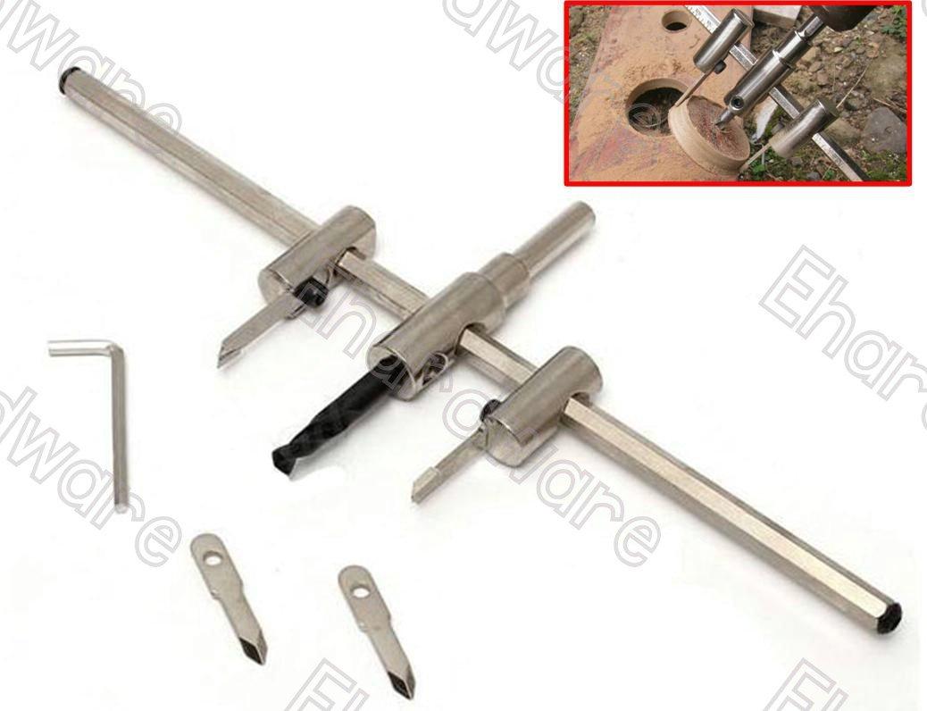 Adjustable Bore Hole Cutter 30-300mm (CIR300)