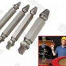 4Pcs Double End Damaged Screw Extractor Set (SEDE04)