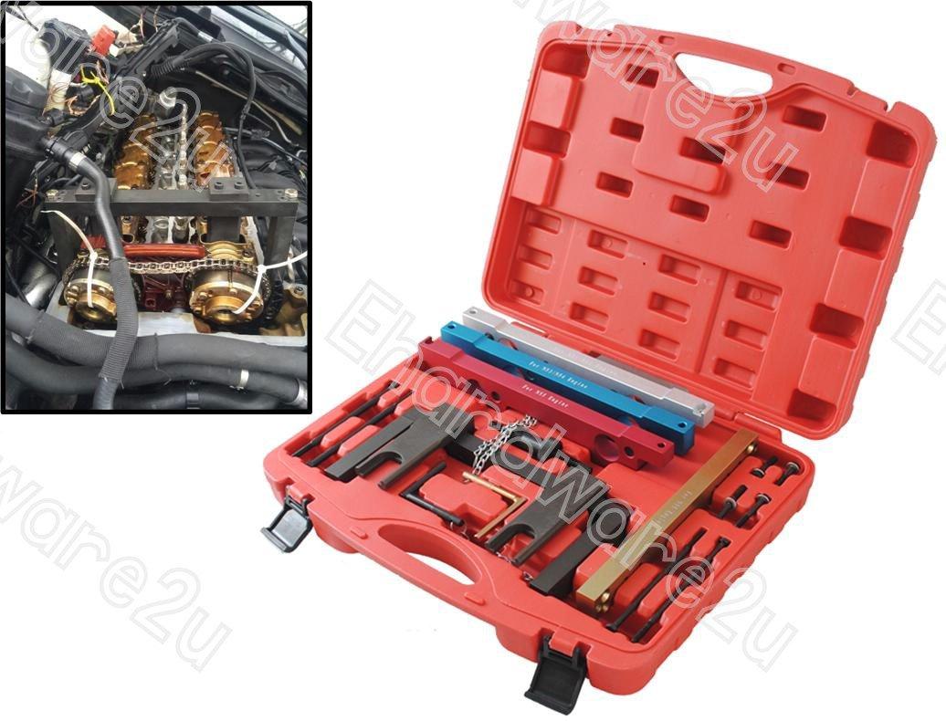 BMW N51 N52 N53 N54 N55 Engine Camshaft Timing Locking Master Tool Kit (4350)
