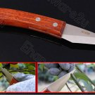Gardening Plant Seedling Grafting Fixed-Blade Knife 200mm (GT-P1089)