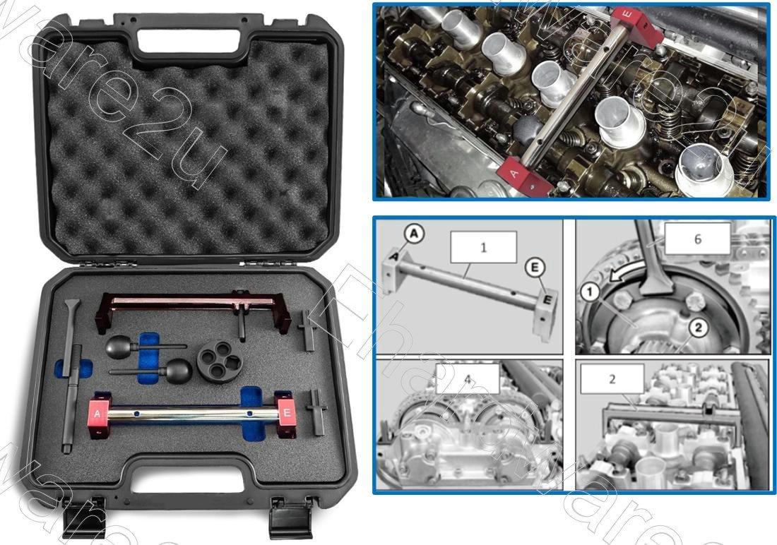 Bmw S54 Engine Camshaft Timing Tool E46 M3 E85zm E86m 4235