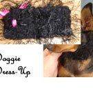 Fuzzy Diva Dog Collar Custom Made (sm)