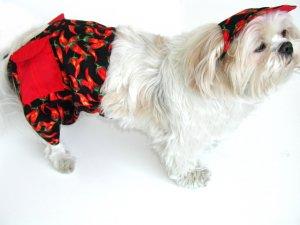 Boys Jammer Swim Trunks Suit Bathing Beach Dog Clothes XXXsm-Small