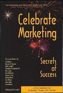 Celebrate Marketing Secrets of Success referrals differentiation from competition