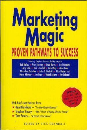 Marketing Magic book Proven Pathways to Success