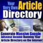 Article Directory