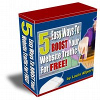 5 Easy Ways to Boost Your Website Traffic for FREE!
