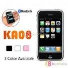 Mini KA08 Quad-Band Dual Sim Touch Screen Unlocked Cellphone Mobile Phone + 2G TF Card