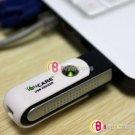 Rotatable USB Ionic Fresh Air Purifier PC Laptop