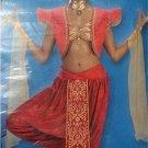 Temple Dancer Egyptian Adult Costume NEW Ladies